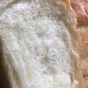 自家製酵母で捏ねない食パン