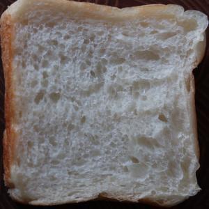 お米酵母で湯種食パン