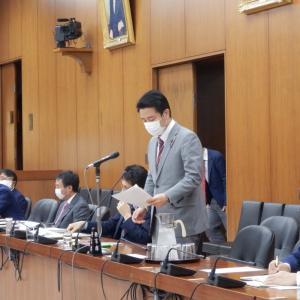 財務金融委員会で政策投資銀行法改正案を審議!