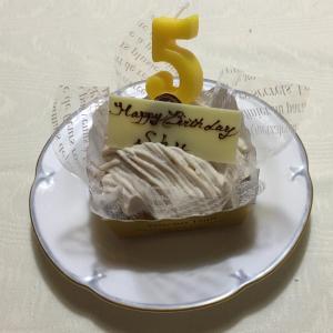 人生50年という節目の誕生日