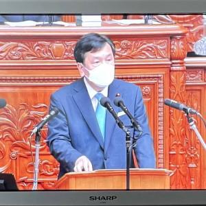 枝野代表、所信表明のような趣旨弁明!政権交代の準備OK。