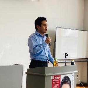 政務活動報告会をいたみホールで開催(9月23日)