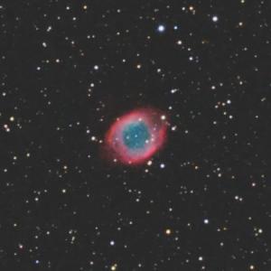 星野写真(60Da、100mm) みずがめ座領域3