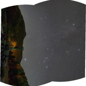 この新月期は改造6Dで星景写真を撮っていました (2)
