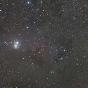 星野写真(60Da、100mm) ペルセウス座領域5