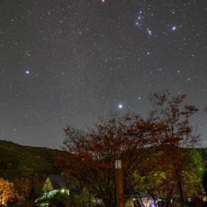 この新月期は改造6Dで星景写真を撮っていました (7)