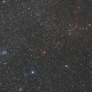 星野写真(60Da、100mm) ペルセウス座領域2