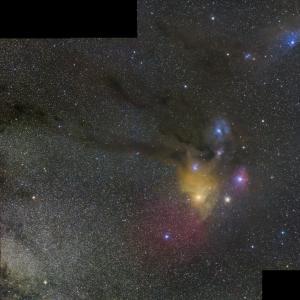 星野写真(60Da、100mm) さそり座領域2