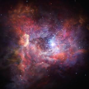 宇宙物理学  銀河の誕生