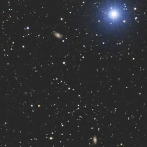 星野写真(60Da、100mm) おおぐま座領域2