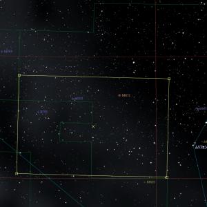 星野写真(60Da、100mm) へびつかい座領域5