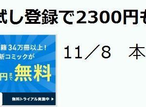 無料お試しするだけで2300円ももらえるからぜったいどうぞ!!  【ECナビ】