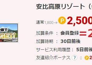 無料会員登録のみで250円ゲット♪  【ECナビ】