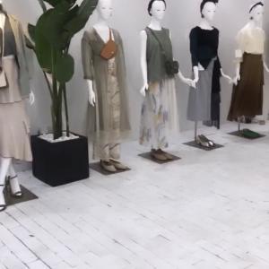 展示会&新作入荷★