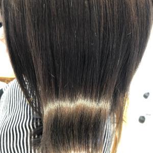 カラーとTOKIOで髪質改善