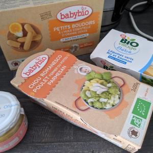 フランスのレトルト離乳食事情