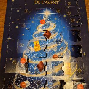 フランスのアドベントカレンダーいろいろ