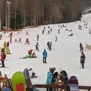 初めての子連れスキー [当日編・午後]