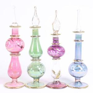 エジプト香水瓶 ガラス製香水瓶 エジプトお土産 エジプト雑貨