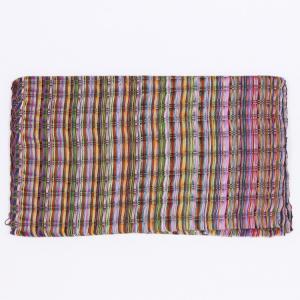 グアテマラ ロングスカーフ コットンスカーフ グアテマラ雑貨