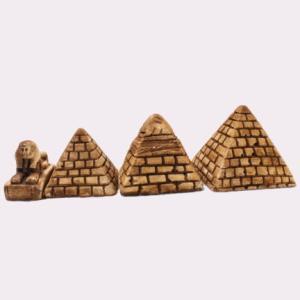 エジプト ギザの三大ピラミッド置物 スフィンクス エジプトお土産