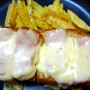 ハム&チーズトースト
