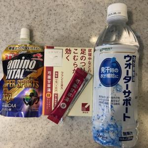 静岡マラソン2019(補給)