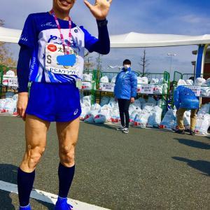 静岡マラソン2019サブスリーV5【結果】
