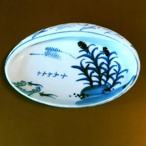 貝殻型の可愛い小鉢