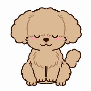 恩を感じて恩返しする愛犬