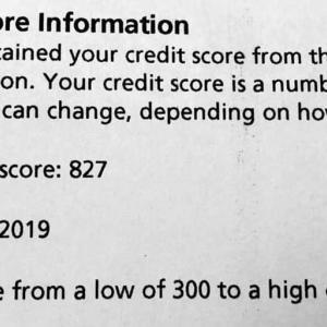 アメリカ暮らしで大切なクレジットスコア