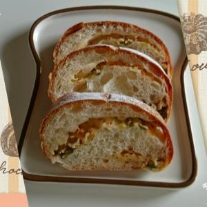 ハラペーニョ&スモークチーズブレッド