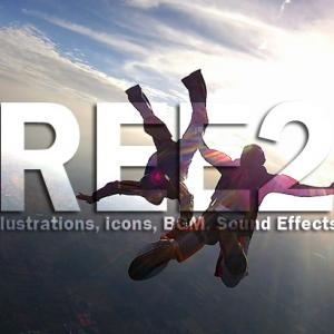 怒涛の24選!写真やイラスト、アイコン、BGM、効果音、顔文字など無料Free素材サイトのまとめ