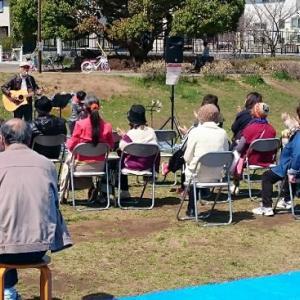 11月9日(土)上岩崎公園秋まつり・MFVライブのお知らせ ♫