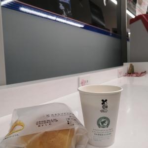 ローソンカフェラテ無料