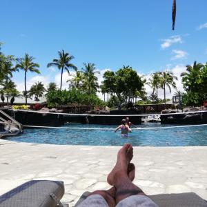 ハワイ島は最高だった!