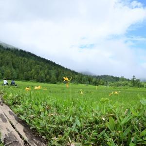 尾瀬の百名山 至仏山