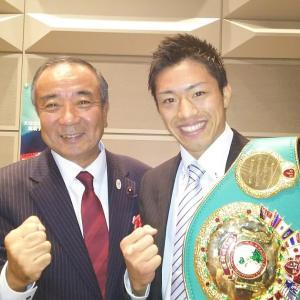 WBO世界スーパーフェザー級王者伊藤雅雪選手が初防衛に成功