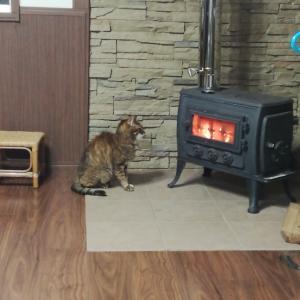 暖房パターン…笑