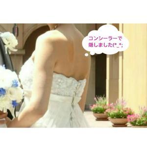 今までにない結婚式での美容方法エアブラシボディメイク