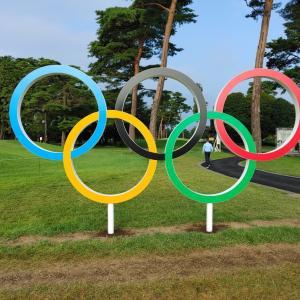 オリンピック男子ゴルフ 1st ROUND