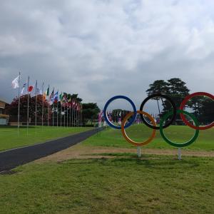 オリンピック 男子ゴルフ 2nd ROUND