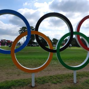 オリンピック 女子ゴルフ 1st ROUND