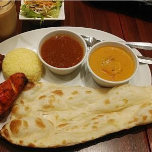 インド料理のDIYA