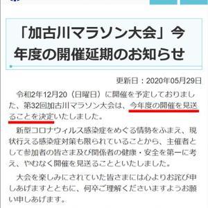 加古川マラソン【中止】正式決定!