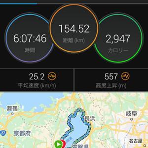 サイクルボール/ビワイチ編
