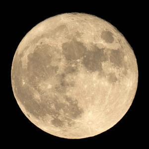 中秋の名月は8年ぶりの満月♪