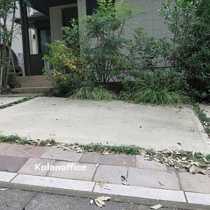 守谷市 O様邸 リフォーム相談の多い 草目地 砂利溝の処理