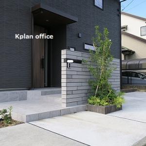 龍ヶ崎市 I様邸 新築外構からのお庭施工 プライベートな空間