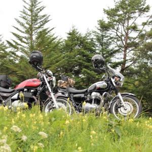 初秋のバイク旅~木曽路へ~